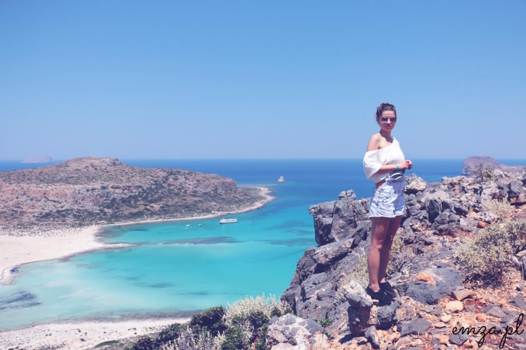 Balos. Kreta