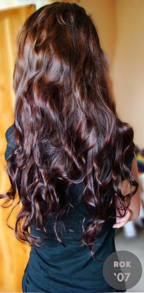 moja włosowa historia MWH