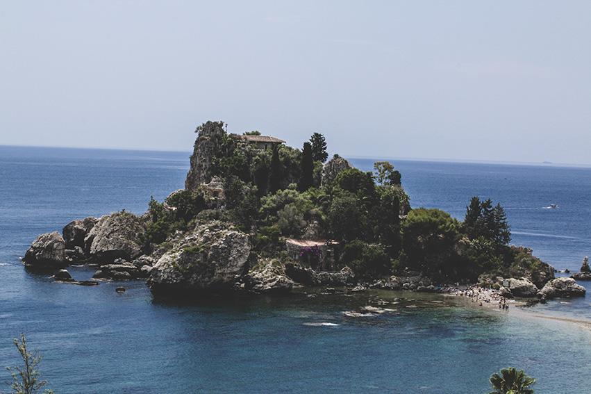 taormina, Sycylia