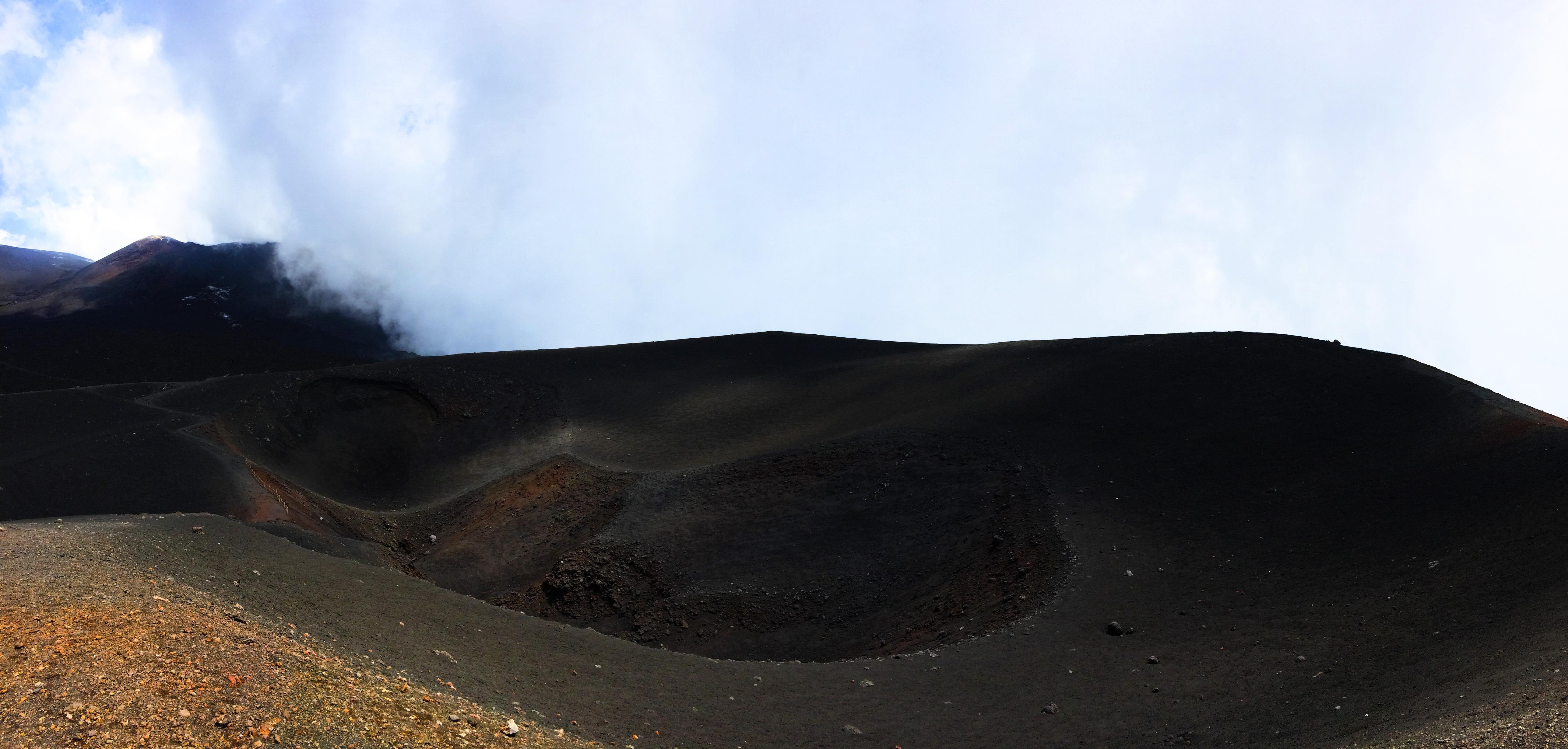 Etna crateri de filosofo