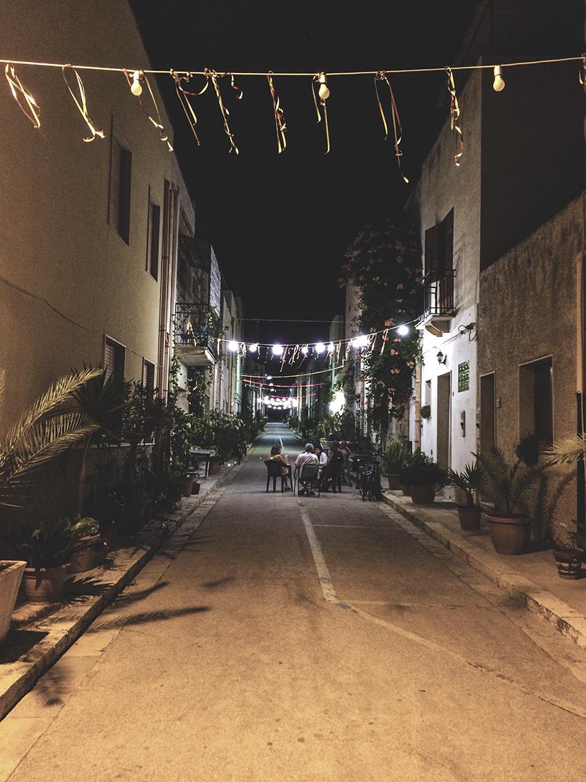 wiczory na Sycylii