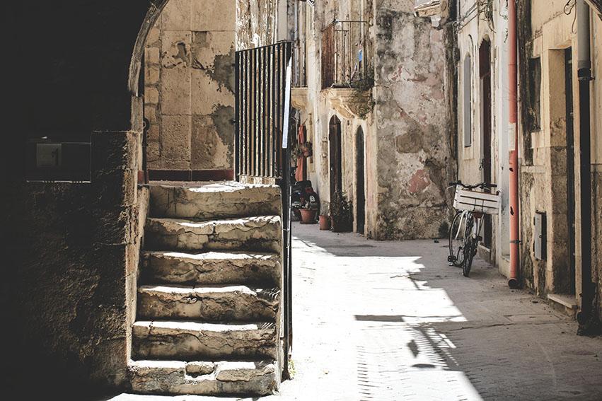 Ortigia, Sycylia
