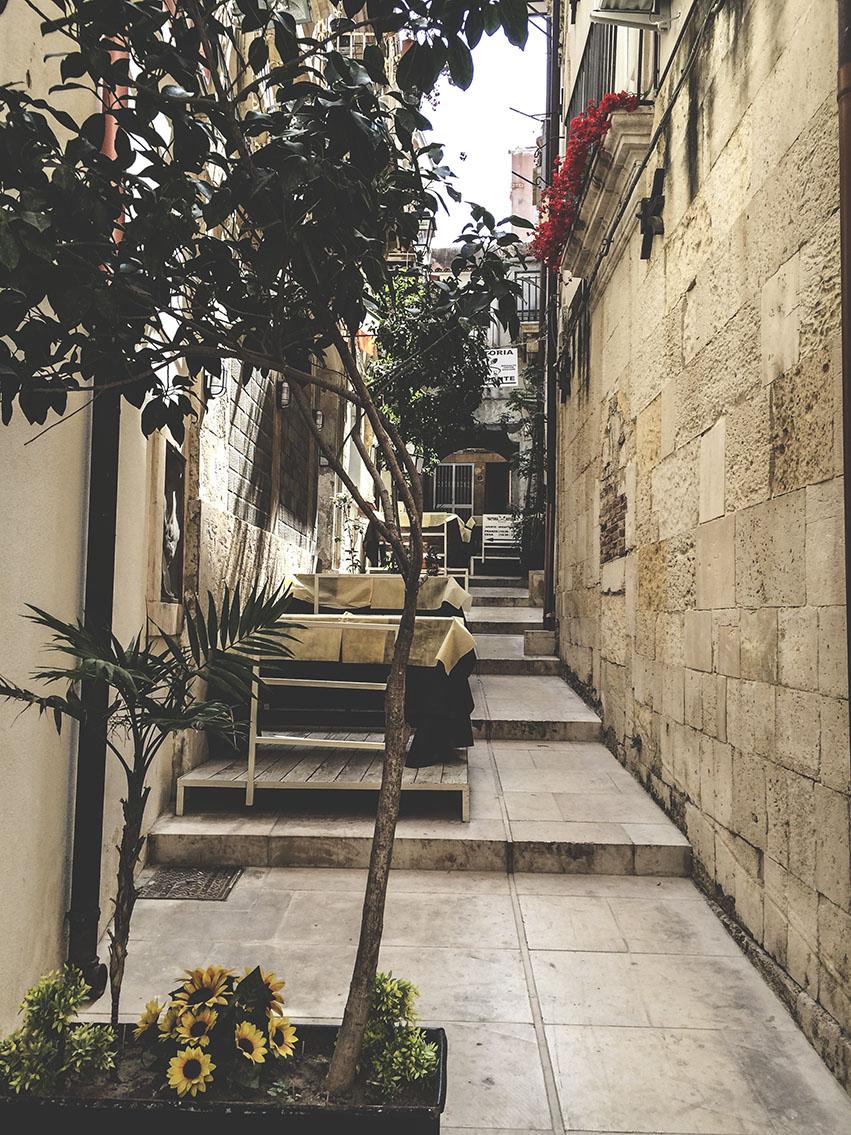 Sycylia, Ortigia