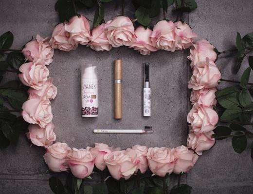 ekologiczny makijaż