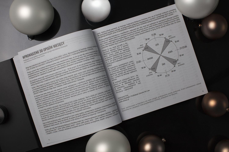 kalendarz Naturalna Bogini